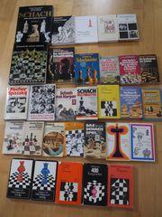 Schachbücher-Sammlung