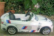 Kinderelektroauto BMW M3 GT2 Elektroversion