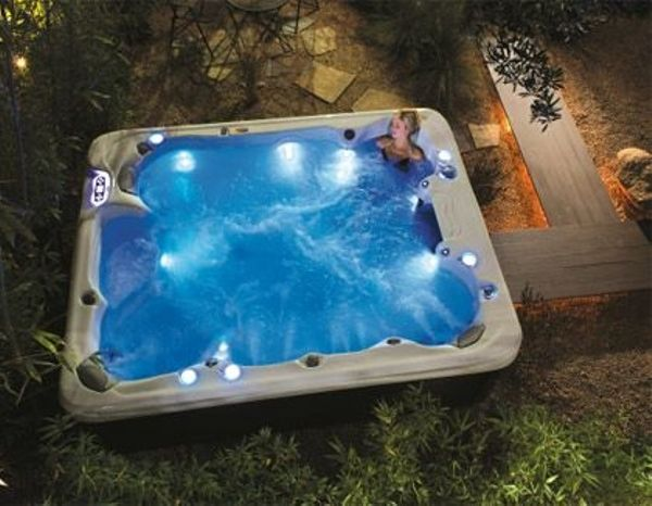 gartenpools jacuzzi aus polen verschiedene arten in. Black Bedroom Furniture Sets. Home Design Ideas