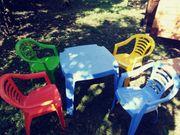 Kindersitzgruppe