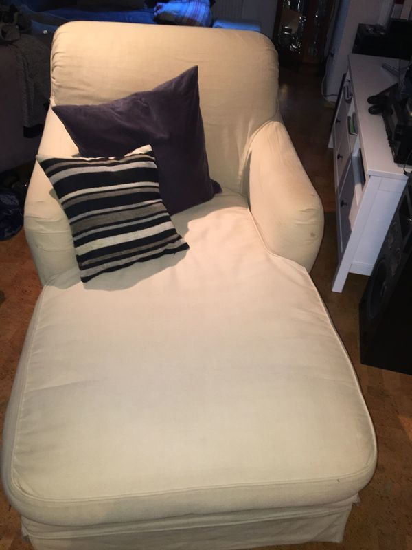 Recamiere Liege Couch Sessel Chaiselongues