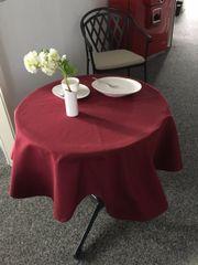 Tischdecken rund in