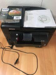 EPSON WF 3540 Multifunktionsgerät