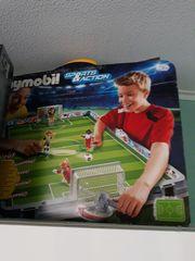 Playmobil Fusball Feld