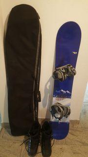 Snowboard Komplettset Nidecker