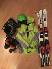 Kinderskiset komplett: Ski