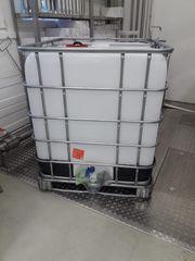 IBC Wassertank 1000 L Liter