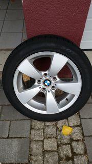 Winterkompletträder 5er BMW 225 50R17