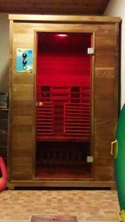 Infrarot-Kabine für 2 Personen
