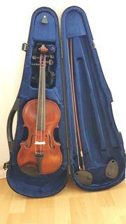 NEUE unbenutzte handgefertigte Geige mit