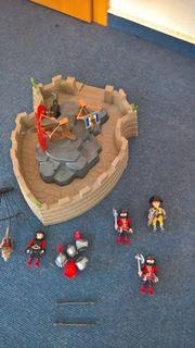Ritterburg Playmobil