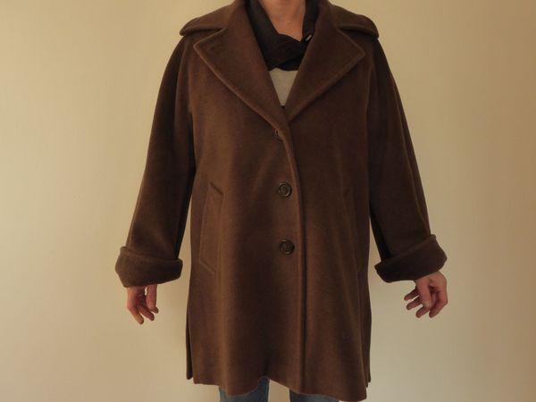 Wollmantel von Max Mara in Stuttgart - Damenbekleidung kaufen und ... fd65bc33bf