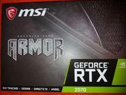 MSI RTX 2070 Armor