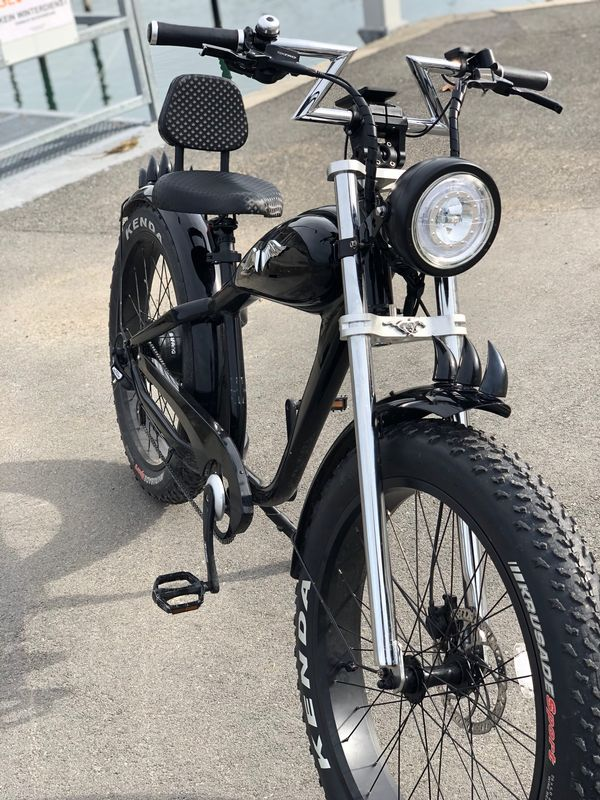 E Bike Chopper