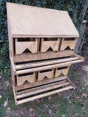 Lege-Nest Hühnernest Legenester für Hühner