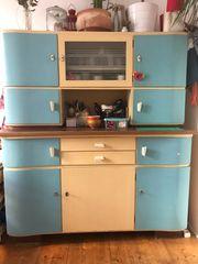 altes Küchenbuffet Küchenschrank