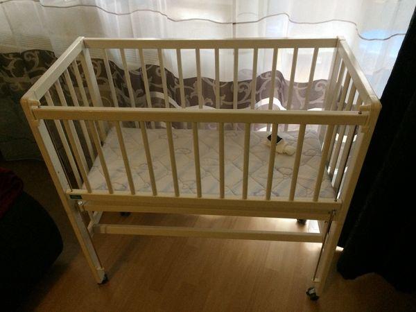 Babybett beistellbett stubenwagen in ladenburg wiegen babybetten