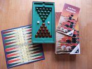 Tric Trac Surakarta - Würfelspiel Brettspiel