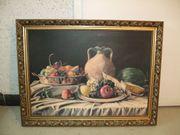 Gemälde Obst