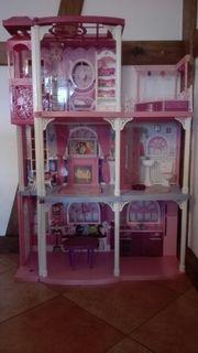 Barbie Haus Villa