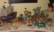 Playmobil Piraten Schiff 3940 Insel