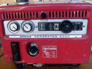 Stromgenerator Honda E 300 220