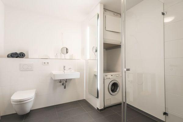 Moderne Wohnung sehr saubere und moderne wohnung 55 qm in düsseldorf - vermietung 2