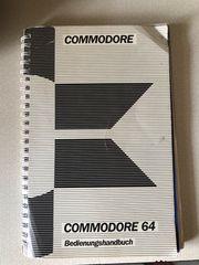Bedienungshandbuch Commodore 64