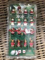 Weihnachtswürfel Spiel