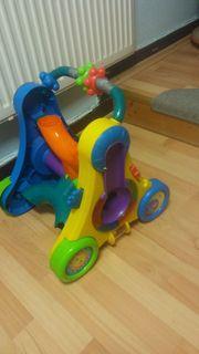 Kinder spiel laufwagen