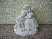 Verkaufe Porzellanfigur Hummel