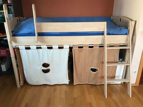 Paidi Fleximo Spielbett Mit Rutsche Kleiderschrank Und Kommode In