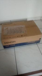 DENON DNP-730AE - schwarz - wie neu