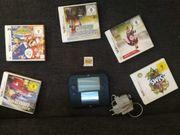 Nintendo 2Ds mit 6 Spiele