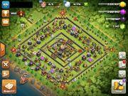 Clash of Clans CoC Account