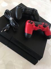CUH1216B PS4 in Schwarz mit