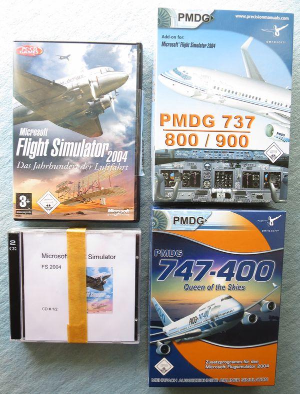 Microsoft Flight Simulator FS 2004