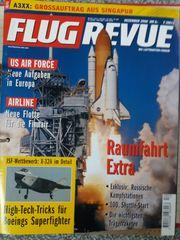 20 Jahre Zeitschrift FLUGREVUE