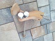 Getreidemühle aus Holz für Hausgebrauch