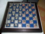 altes Schachspiel