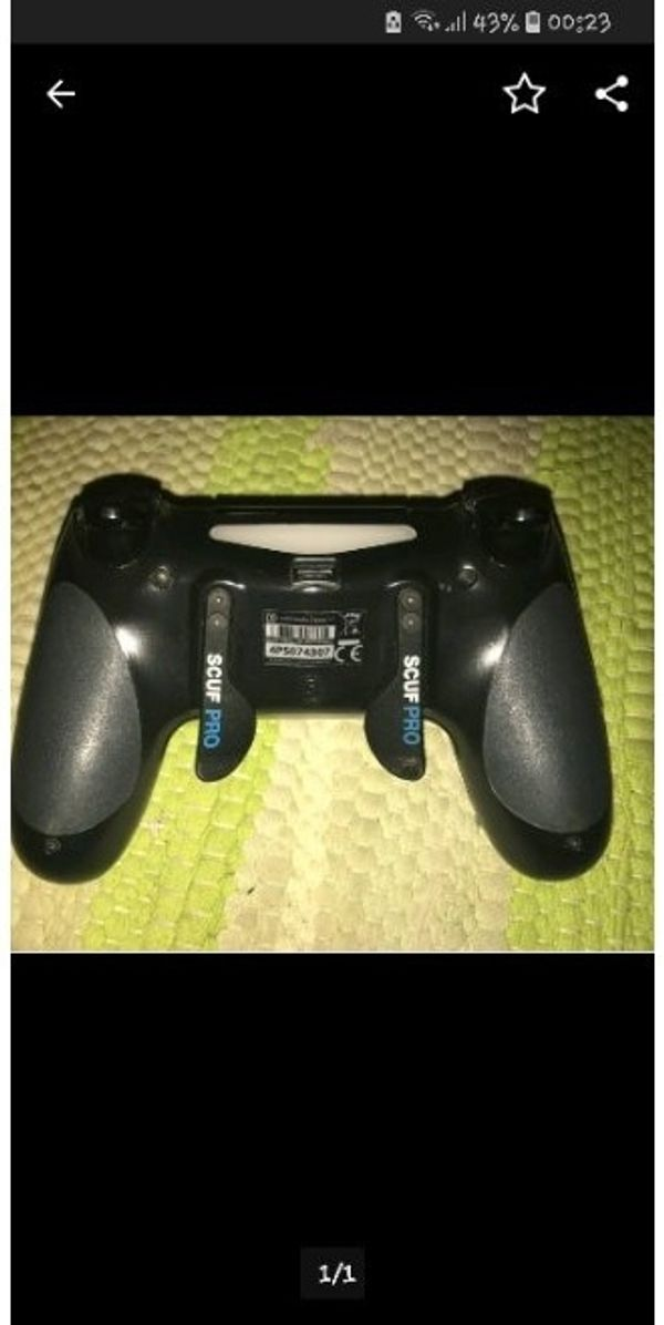 PS4 SCUF-CONTROLLER