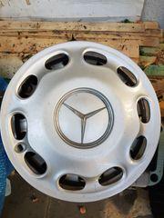 Radkappe Radzierblende Original Mercedes 15