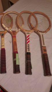 diverse Tennisschläger