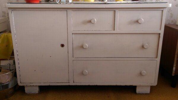 Kommode Fichte Holz » Sonstige Möbel antiquarisch
