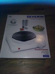Kochplatte von Severin