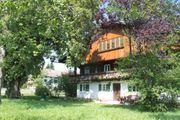 Großes altes Bauernhaus in Gaißach