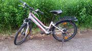 Mädchen Fahrrad Tecnobike
