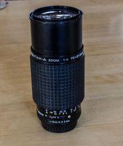 Pentax Telezoom 4 70-210