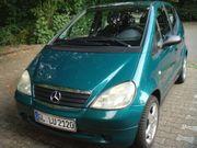 Mercedes-Benz A-Klasse A160 Benzin 153