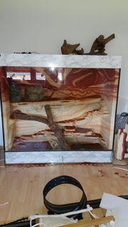 Glasterrarium 150x150x60